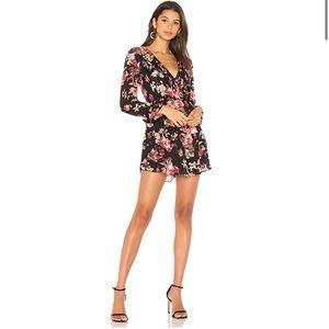 Joie Joada Silk Floral Dress